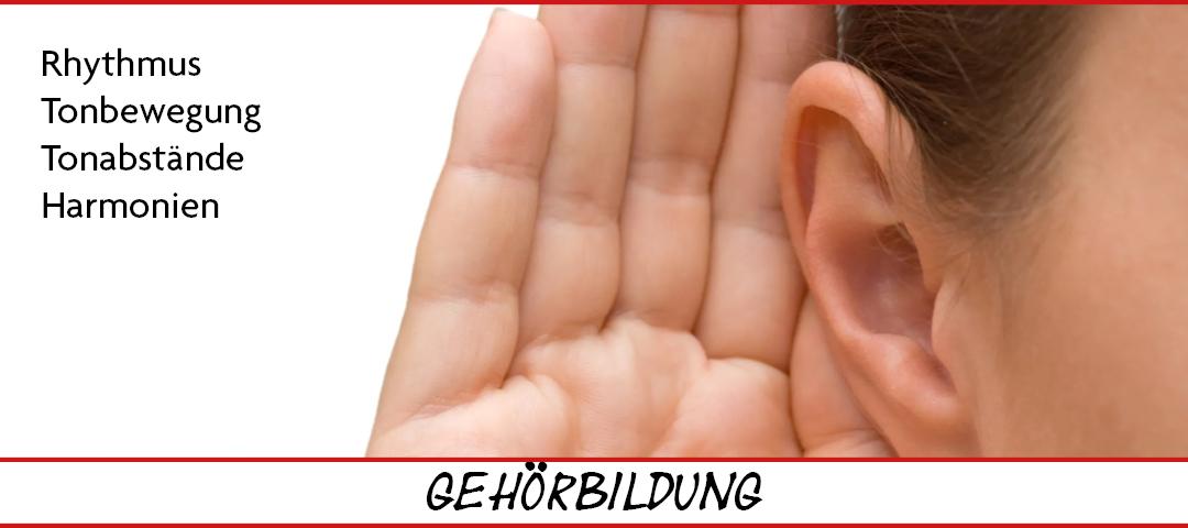 Gehörbildung