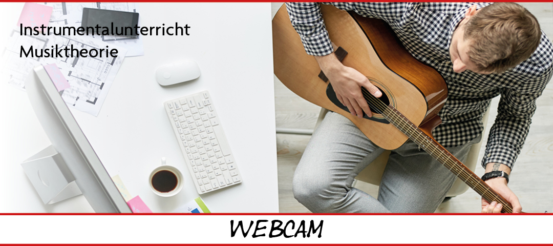 Webcamunterricht